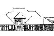 European Style House Plan - 5 Beds 6 Baths 5310 Sq/Ft Plan #310-348