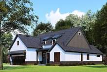 Architectural House Design - Craftsman Exterior - Other Elevation Plan #923-159