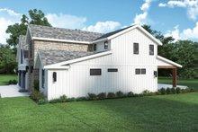 House Plan Design - Farmhouse Exterior - Other Elevation Plan #1070-134