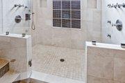 Craftsman Style House Plan - 7 Beds 8.5 Baths 8515 Sq/Ft Plan #132-218 Interior - Master Bathroom