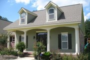 Traditional Style House Plan - 3 Beds 2 Baths 1816 Sq/Ft Plan #21-221 Exterior - Other Elevation