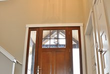 Craftsman Interior - Entry Plan #1070-11