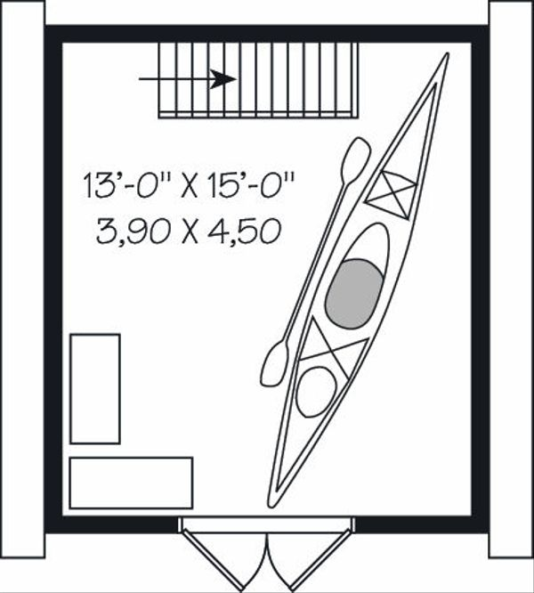 Dream House Plan - Traditional Floor Plan - Upper Floor Plan #23-764