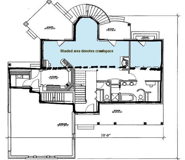 Country Floor Plan - Other Floor Plan Plan #23-251