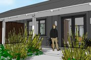 Ranch Style House Plan - 3 Beds 2 Baths 1872 Sq/Ft Plan #449-16