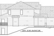 Craftsman Style House Plan - 5 Beds 3.5 Baths 3296 Sq/Ft Plan #20-2473