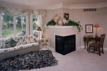 House Design - Traditional Interior - Master Bedroom Plan #46-102