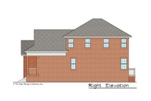Traditional Exterior - Other Elevation Plan #930-497
