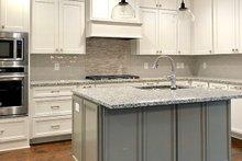 House Plan Design - Ranch Interior - Kitchen Plan #437-88