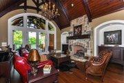 Craftsman Style House Plan - 4 Beds 4 Baths 3773 Sq/Ft Plan #54-385