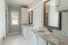Dream House Plan - Craftsman Interior - Master Bathroom Plan #430-157