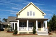 Farmhouse Style House Plan - 3 Beds 2.5 Baths 2185 Sq/Ft Plan #430-76