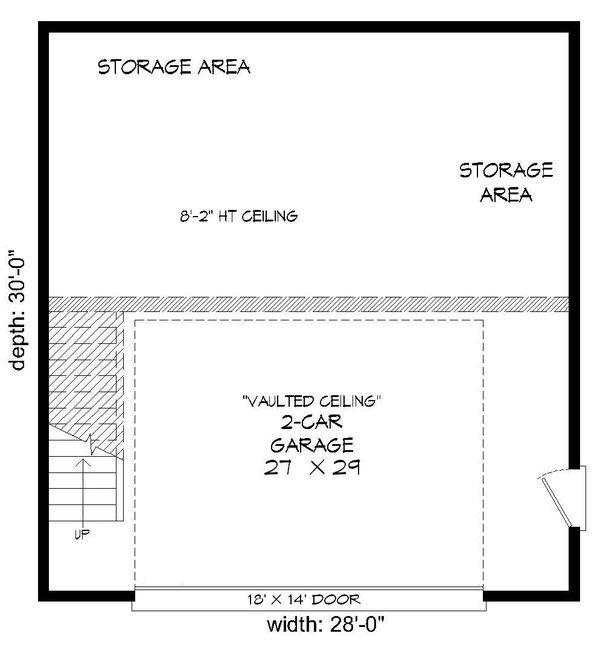 House Plan Design - Contemporary Floor Plan - Main Floor Plan #932-226