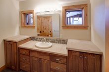 House Plan Design - Craftsman Photo Plan #124-913