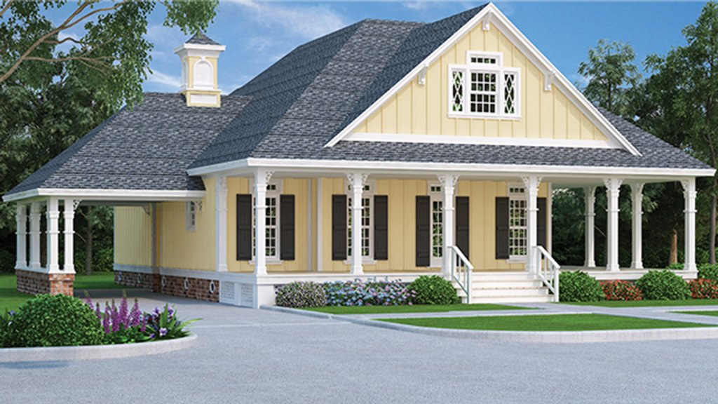 Traditional style house plan 4 beds 2 5 baths 1977 sq ft for Weinmaster house plans