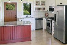 Craftsman Interior - Kitchen Plan #928-90