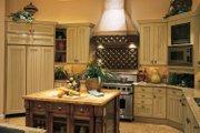 Mediterranean Style House Plan - 3 Beds 4.5 Baths 5220 Sq/Ft Plan #930-194 Interior - Kitchen