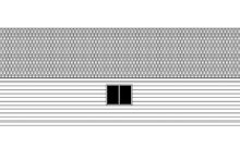 Ranch Exterior - Other Elevation Plan #943-46