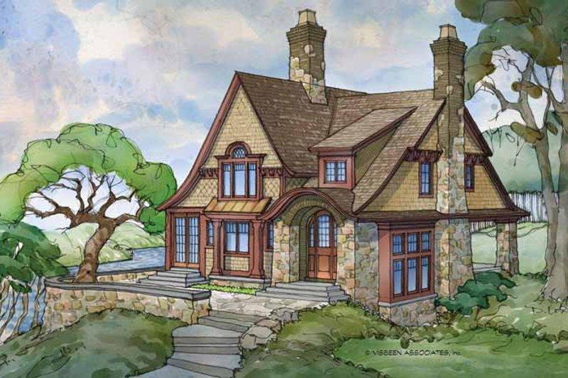 House Plan Design - Craftsman Exterior - Front Elevation Plan #928-245