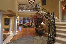House Plan Design - Country Interior - Entry Plan #132-483