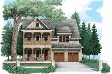 Home Plan - European Exterior - Front Elevation Plan #927-533