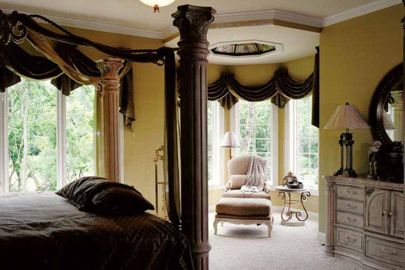 Country Interior - Master Bedroom Plan #46-740 - Houseplans.com