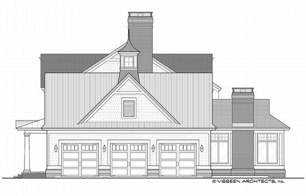 House Plan Design - Country Floor Plan - Other Floor Plan #928-284