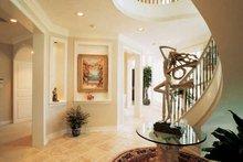 Dream House Plan - Classical Interior - Entry Plan #1021-4