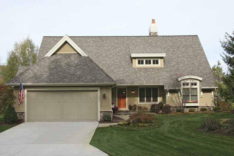 House Plan Design - European Exterior - Front Elevation Plan #928-154
