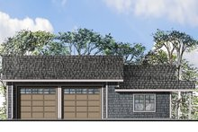 Dream House Plan - Traditional Exterior - Front Elevation Plan #124-960