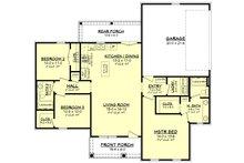 Farmhouse Floor Plan - Main Floor Plan Plan #430-213