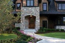 Craftsman Exterior - Front Elevation Plan #928-32