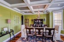 House Plan Design - European Interior - Dining Room Plan #927-362
