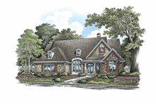Home Plan - Craftsman Exterior - Front Elevation Plan #929-862