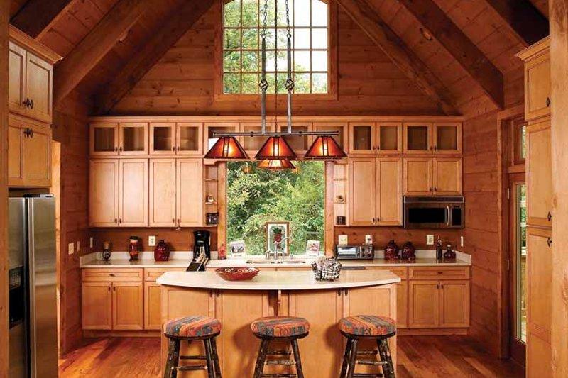 Craftsman Interior - Kitchen Plan #929-800 - Houseplans.com