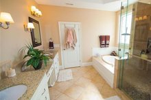Dream House Plan - Country Interior - Master Bathroom Plan #927-304