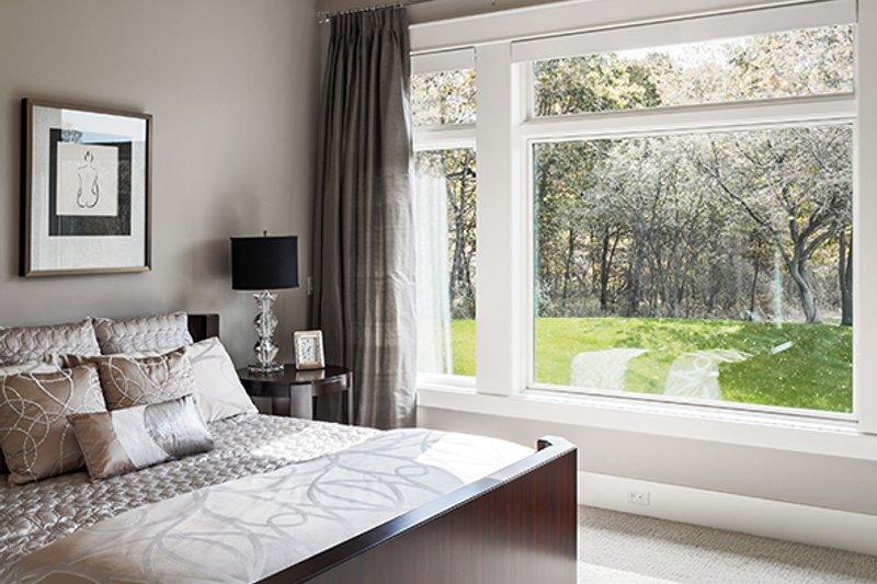 Contemporary Interior - Master Bedroom Plan #928-287 - Houseplans.com