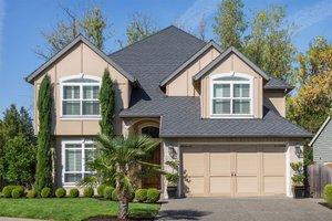Craftsman Exterior - Front Elevation Plan #48-173