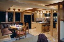 Contemporary Interior - Family Room Plan #454-3