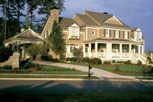 House Plan Design - Colonial Exterior - Front Elevation Plan #429-327