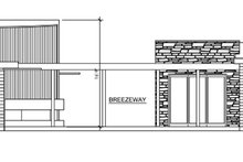House Design - Contemporary Exterior - Other Elevation Plan #484-12