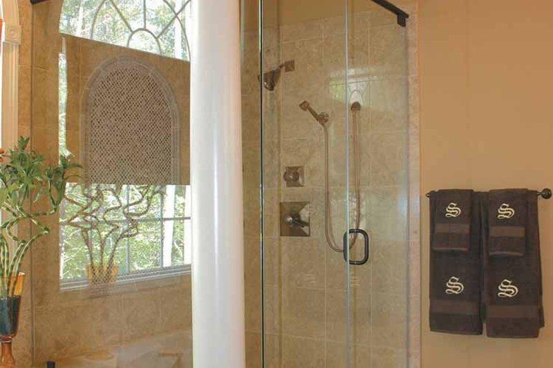 Colonial Interior - Master Bathroom Plan #927-587 - Houseplans.com