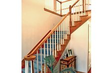 House Plan Design - Traditional Interior - Entry Plan #314-277