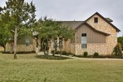 Country Style House Plan - 4 Beds 3.5 Baths 2961 Sq/Ft Plan #80-180 Exterior - Front Elevation