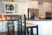 Country Interior - Kitchen Plan #137-216