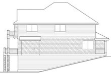 Craftsman Exterior - Other Elevation Plan #569-23
