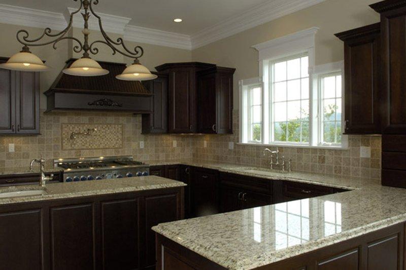 Classical Interior - Kitchen Plan #137-301 - Houseplans.com