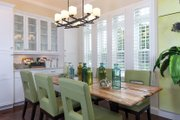 Farmhouse Style House Plan - 4 Beds 3.5 Baths 3186 Sq/Ft Plan #1058-73 Interior - Dining Room