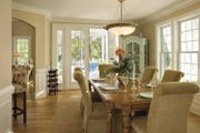 Southern Style House Plan - 3 Beds 3 Baths 2513 Sq/Ft Plan #930-123 Interior - Dining Room