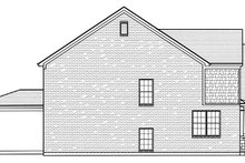 Country Exterior - Other Elevation Plan #46-862
